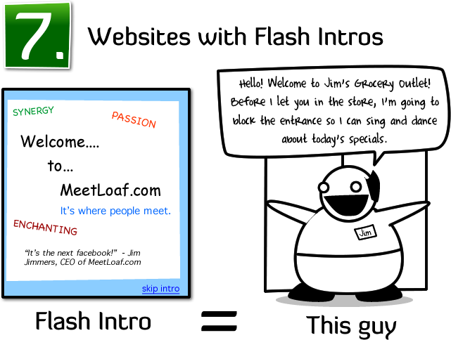 Picture taken from The Oatmeal | www.theoatmeal.com